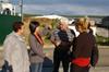 MdB Caren Lay zu Besuch in der Agrargenossenschaft 2012 - Bild 10