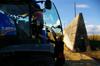 MdB Caren Lay zu Besuch in der Agrargenossenschaft 2012 - Bild 11