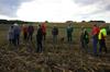 MdB Caren Lay zu Besuch in der Agrargenossenschaft 2012 - Bild 13