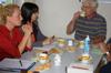 MdB Caren Lay zu Besuch in der Agrargenossenschaft 2012 - Bild 1