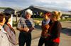 MdB Caren Lay zu Besuch in der Agrargenossenschaft 2012 - Bild 9