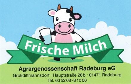 Milchautomat Großdittmannsdorf